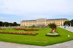 Schonbrunn Palace Vienna Austria Stock Photos