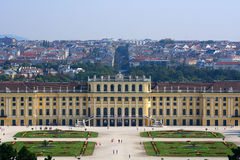 Schonbrunn Palace, Vienna, Austria Stock Photos