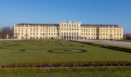 Schonbrunn Palace, Vienna, Austria Stock Photo