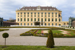 Schonbrunn Palace, Vienna, Austria Royalty Free Stock Photography