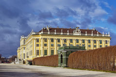 Schonbrunn Palace, Vienna Royalty Free Stock Image