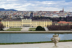 Schonbrunn Palace, Vienna Royalty Free Stock Photos
