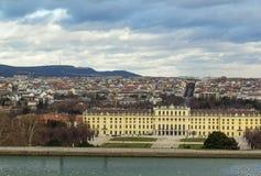 Schonbrunn Palace, Vienna Stock Image