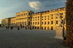Schonbrunn Palast Stockfoto