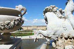 Schonbrunn-Palast Stockbild