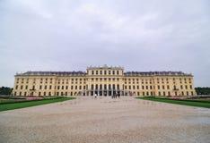 Schonbrunn Palast, Wien, Österreich stockfotos