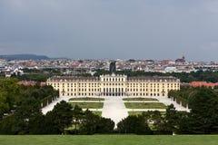 Schonbrunn Palast, Wien, Österreich Lizenzfreie Stockfotografie