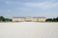 Schonbrunn Palast, Wien, Österreich Lizenzfreies Stockbild