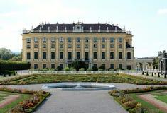 Schonbrunn Palast, Wien, Österreich Stockbilder