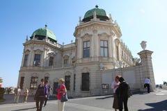 Schonbrunn slott arkivfoto