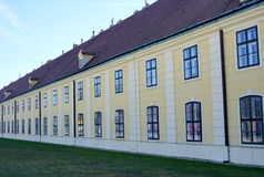 Schonbrunn slott Royaltyfria Bilder