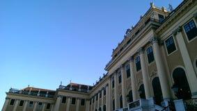 Schonbrunn slott Royaltyfria Foton