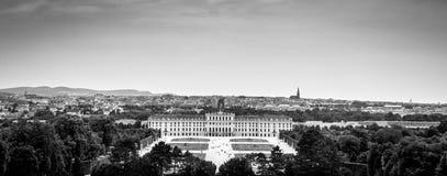 Schonbrunn slott Royaltyfri Bild