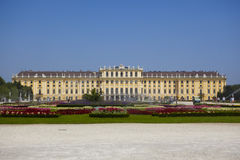 Schonbrunn Vienna Royalty Free Stock Images