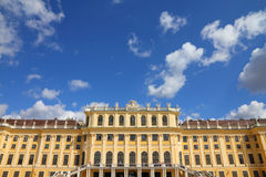 Schonbrunn, Vienna Royalty Free Stock Photography