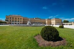 Schonbrunn Stock Photo