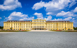 Schonbrunn, Vienna, Austria Royalty Free Stock Image
