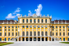 Schonbrunn, Vienna, Austria Stock Photo