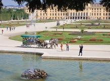 Schonbrunn. Vienna, Austria Stock Image