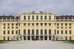 Schonbrunn  Vienna. Schonbrunn castle in Vienna, Austria Stock Photo