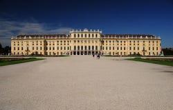 schonbrunn Vienna zamek obraz stock