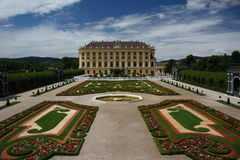 Schonbrunn. Vienne. Royalty Free Stock Images