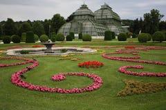Schonbrunn. Vienne. Royalty Free Stock Photo