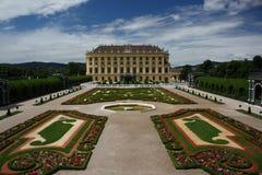 Schonbrunn. Wenen. Royalty-vrije Stock Afbeeldingen