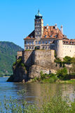 Schonbuhel Castle (Wachau), Austria Stock Photography