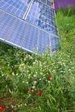 Schone en ecologische energie stock fotografie