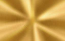 Schone gouden textuurillustratie als achtergrond Royalty-vrije Stock Afbeelding