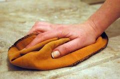 Schone hand Stock Foto's