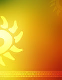 Schone kleurrijke achtergrond Stock Foto