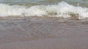 Schone oppervlakte van het Rode Overzees stock video
