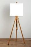 Schone schildersezel stock foto