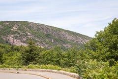 Schoner-Kopf übersehen im Acadia-Nationalpark Lizenzfreies Stockfoto