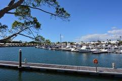Schongebiet-Bucht Gold Coast Queensland Australien Stockfotos