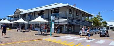 Schongebiet-Bucht Gold Coast Queensland Australien Stockfoto