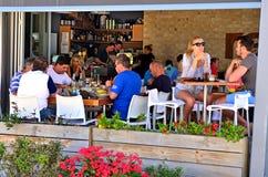 Schongebiet-Bucht Gold Coast Queensland Australien Lizenzfreies Stockfoto