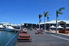 Schongebiet-Bucht Gold Coast Queensland Australien Stockbild