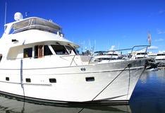 Schongebiet-Bucht-internationale Bootsshow 2013 Stockbilder