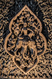 Schongebiet der Wahrheit in Pattaya, Thailand Stockbild