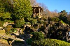 Schongebiet von Bom Jesus tun Monte de Braga Lizenzfreie Stockfotografie