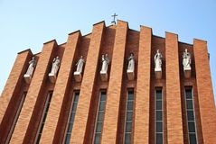 Schongebiet von St. Antonio Lizenzfreie Stockbilder