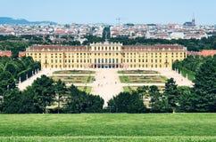 Schonnbrunn Palace, Vienna - Austria Stock Photos