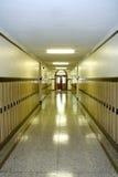 Schoo Hallway Stock Images
