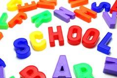 School Royalty Free Stock Image