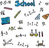 School stock illustration