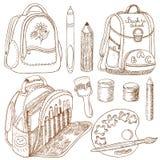 School-1-01 Стоковые Фото