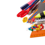 School accesories Royalty Free Stock Photography